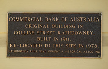 Rathdowney Bank historical site